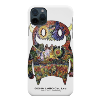GOMA【公式】🐑©︎のMOON MONSTER Smartphone cases