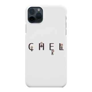 CHELオールスター(黒字) Smartphone cases