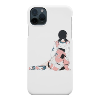 牛すじそば Smartphone cases
