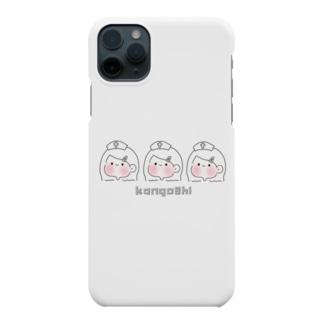 看護師さん Smartphone cases