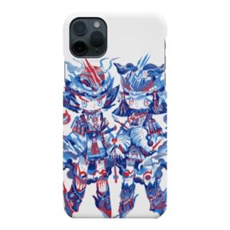 ふたごおこ Smartphone cases