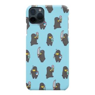 ベンジャミンと夏 Smartphone cases