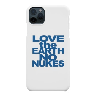 スマホケース LOVE the EARTH  Smartphone cases