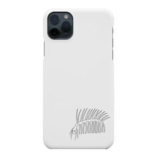 ハルキゲニア Smartphone cases