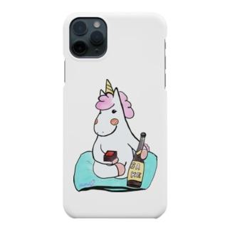 ほろ酔いこんこん Smartphone cases