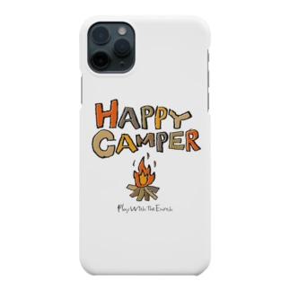 Children's Art / ハッピーキャンパー HAPPY CAMPER Smartphone cases