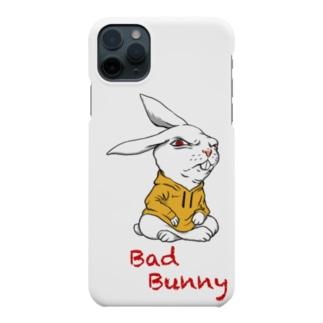 Bad Bunnyちょいワルうさぎ 兎II Smartphone Case