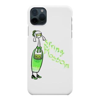 ノンカクテル スプリング・ブロッサム Smartphone cases