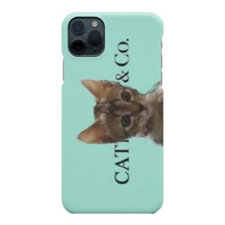 CATiffany phone 【サムネイル】 Smartphone cases