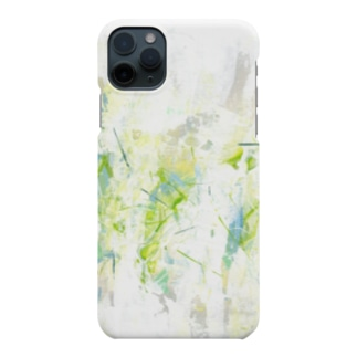 抽象画16 (タテ) Smartphone cases