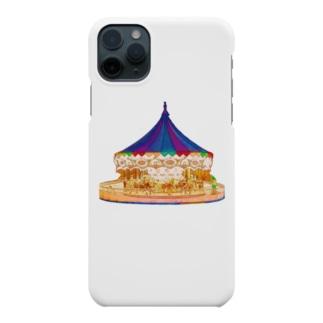 メリーゴーランド🎠 Smartphone cases