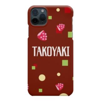 TAKOYAKI Smartphone cases