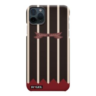 山形文様陣羽織柄 スマホケース Smartphone cases