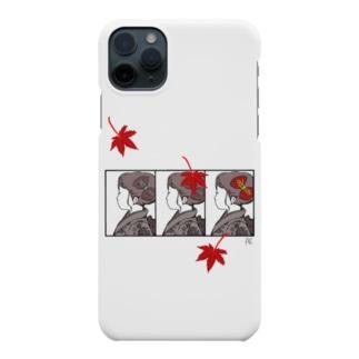 初秋 Smartphone cases