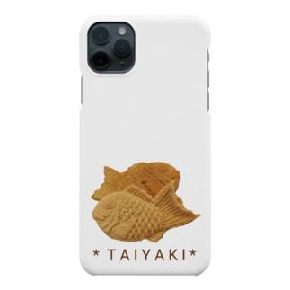 鯛焼き(写真) Smartphone cases