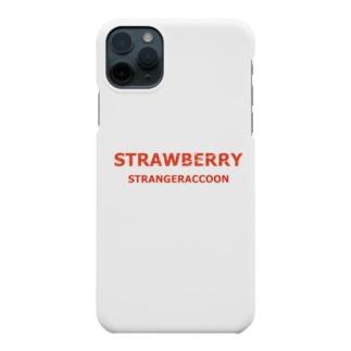 STRAWBERRY×STRANGERACCON Smartphone cases