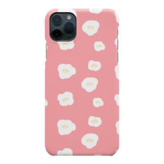 フラワー(PINK) Smartphone Case
