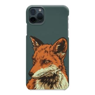 ホンドギツネ Smartphone cases