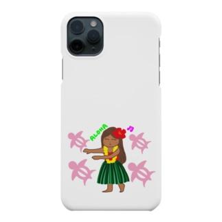 フラコちゃん Smartphone Case