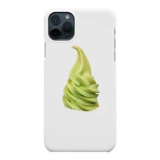ソフトクリーム Smartphone cases