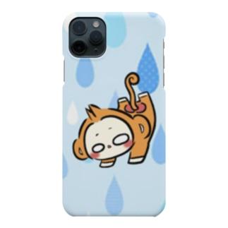 おちゃるのもんちゃん Smartphone cases