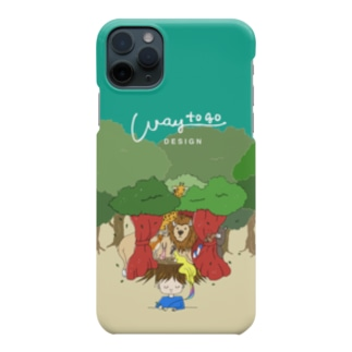 PLAY! 動物スマホケース Smartphone cases