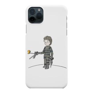 手がハサミの王子さま Smartphone cases