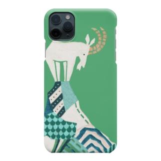 ヤギ Smartphone cases