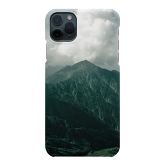 Human Naturesのmoutain Smartphone cases
