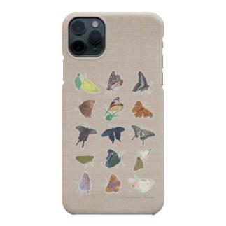 蝶のおもいで Smartphone cases