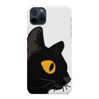 からすねこちゃん Smartphone cases
