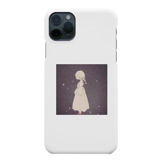 女の子、ひとり。 Smartphone cases