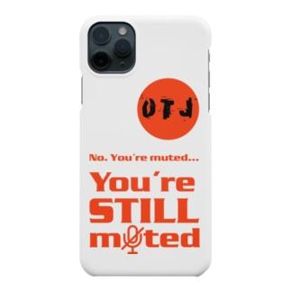 Offset Logo Smartphone Case