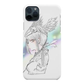 宇宙女子 Smartphone Case