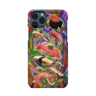 ハイテンションお寿司 Smartphone cases