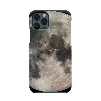 """the MOON / 愛と幸運の星"" Smartphone cases"