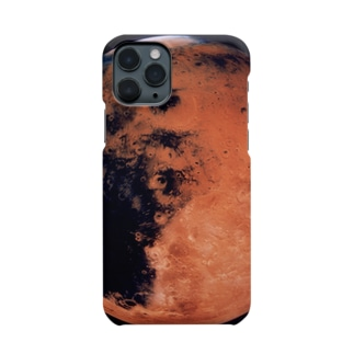 """the MARS - 勇気と情熱の星"" Smartphone cases"