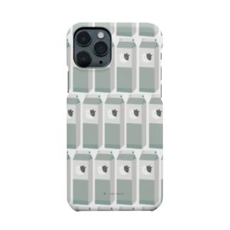 牛乳パックの詰め合わせ Smartphone cases
