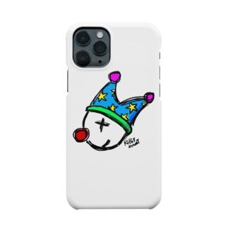 ピエロ君のグッズ Smartphone cases