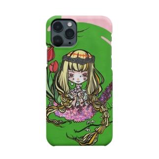 春ヨ Smartphone cases