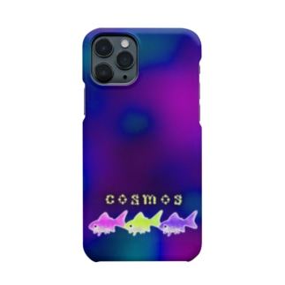 Kelfoy.@統合失調症の宇宙色金魚 Smartphone cases