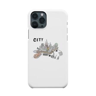 シティー オンザ ボード Smartphone cases