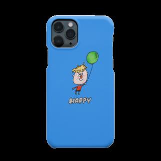 ほののhappy boy Smartphone cases