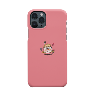 ほののhungry girl Smartphone cases