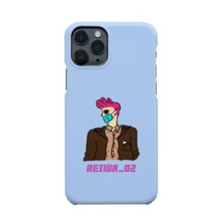 80s Boy (REIWA_02 ver.) Smartphone cases