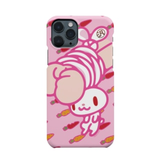 【各20点限定】汎用うさぎ(1/pink) Smartphone cases