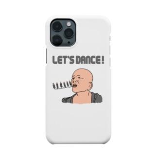 レッツ・ダンス~踊念仏~byボウイfeat.空也 Smartphone cases