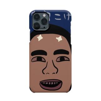 #宇宙こけし Smartphone cases