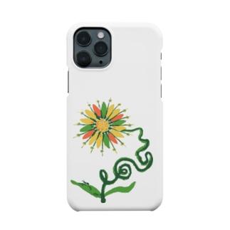 まわり花 Smartphone cases
