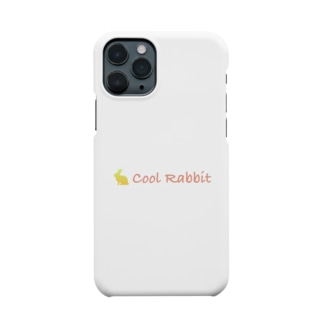 Cool Rabbit A Smartphone cases